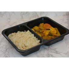 Menuschotel Kip Chinees met rijst