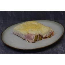 Witloof & ham rolletjes met kaassaus