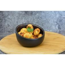 Gebraden aardappeltjes Sjalot