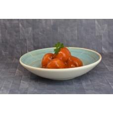 Kipballetjes in tomatensaus