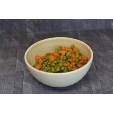 Erwten & worteltjes met ui