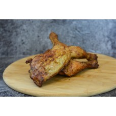 Kippenbil gebraden
