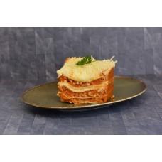 Lasagne grote portie 650 gram.
